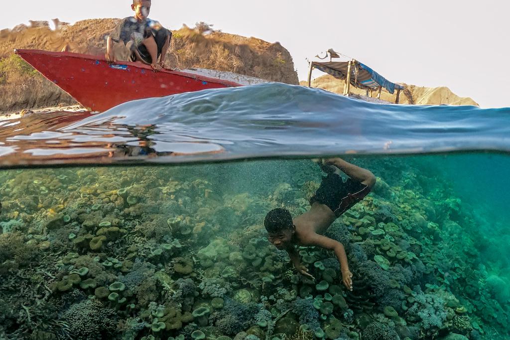 Hendri - Pulau Komodo